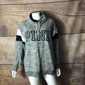 Pink Victoria's Secret Sweater Pullover Medium